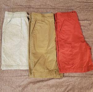 Kids shorts bundle size 7